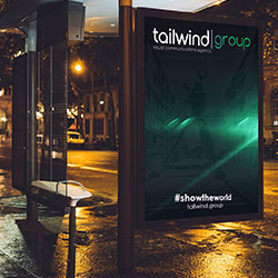 bus shelter advertising - media buying agency