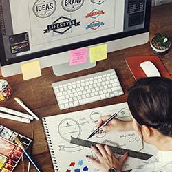 branding and logos - visual design agency