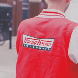 Video Production Services - Krispy Kreme Doughnuts