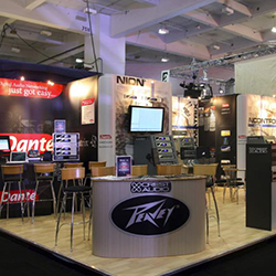 Peavey - Event Production Agency portfolio project
