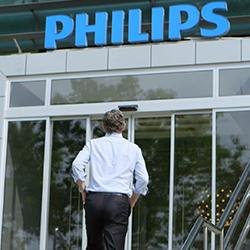 Video Production Services portfolio project - Philips